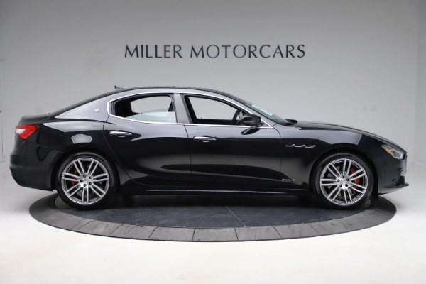 New 2020 Maserati Ghibli S Q4 GranSport for sale $90,285 at Bentley Greenwich in Greenwich CT 06830 9