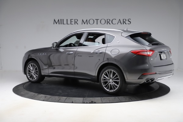 New 2020 Maserati Levante Q4 GranLusso for sale $84,985 at Bentley Greenwich in Greenwich CT 06830 4