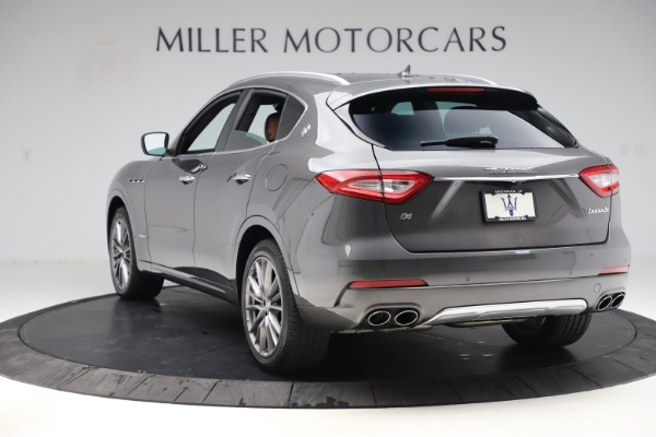 New 2020 Maserati Levante Q4 GranLusso for sale $84,985 at Bentley Greenwich in Greenwich CT 06830 5