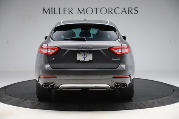 New 2020 Maserati Levante Q4 GranLusso for sale $84,985 at Bentley Greenwich in Greenwich CT 06830 6