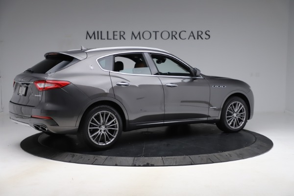 New 2020 Maserati Levante Q4 GranLusso for sale $84,985 at Bentley Greenwich in Greenwich CT 06830 8