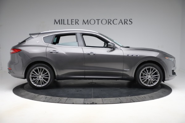 New 2020 Maserati Levante Q4 GranLusso for sale $84,985 at Bentley Greenwich in Greenwich CT 06830 9