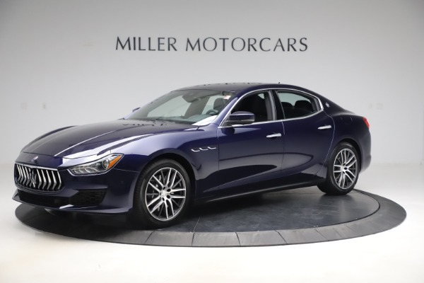 New 2019 Maserati Ghibli S Q4 for sale $90,765 at Bentley Greenwich in Greenwich CT 06830 2