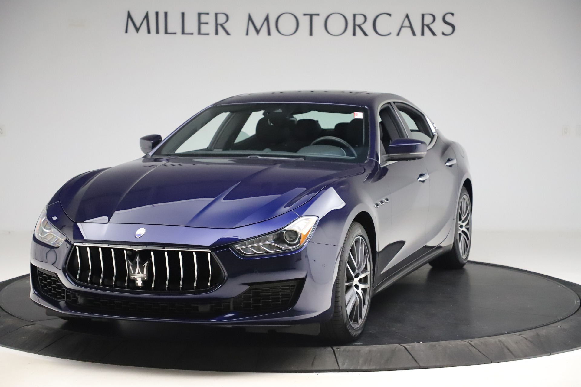 New 2019 Maserati Ghibli S Q4 for sale $90,765 at Bentley Greenwich in Greenwich CT 06830 1