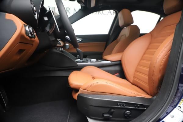 New 2020 Alfa Romeo Giulia Ti Sport Q4 for sale $52,840 at Bentley Greenwich in Greenwich CT 06830 14