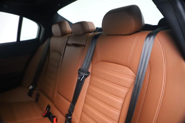 New 2020 Alfa Romeo Giulia Ti Sport Q4 for sale $52,840 at Bentley Greenwich in Greenwich CT 06830 18