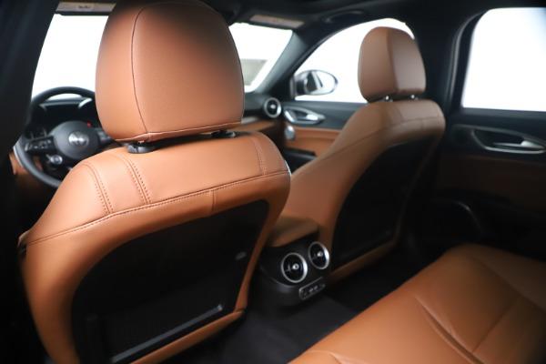 New 2020 Alfa Romeo Giulia Ti Sport Q4 for sale $52,840 at Bentley Greenwich in Greenwich CT 06830 20
