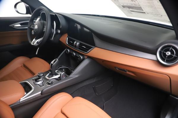 New 2020 Alfa Romeo Giulia Ti Sport Q4 for sale $52,840 at Bentley Greenwich in Greenwich CT 06830 22