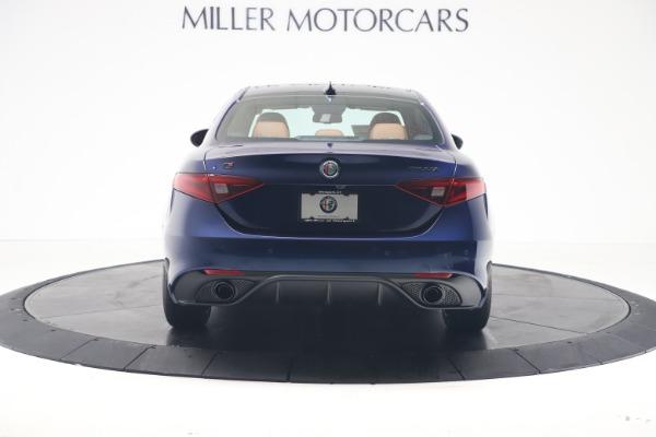 New 2020 Alfa Romeo Giulia Ti Sport Q4 for sale $52,840 at Bentley Greenwich in Greenwich CT 06830 6