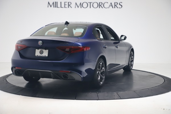 New 2020 Alfa Romeo Giulia Ti Sport Q4 for sale $52,840 at Bentley Greenwich in Greenwich CT 06830 7