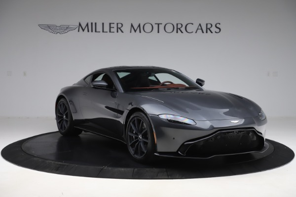 Used 2020 Aston Martin Vantage Coupe for sale $153,900 at Bentley Greenwich in Greenwich CT 06830 10
