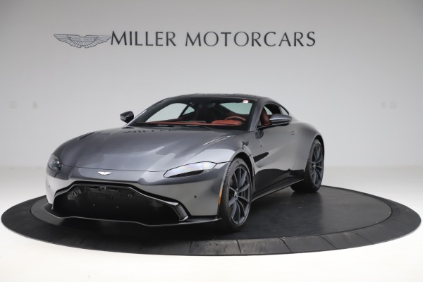 Used 2020 Aston Martin Vantage Coupe for sale $153,900 at Bentley Greenwich in Greenwich CT 06830 12