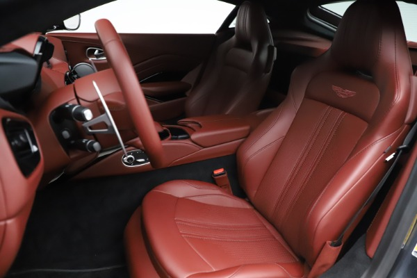 Used 2020 Aston Martin Vantage for sale $153,900 at Bentley Greenwich in Greenwich CT 06830 15