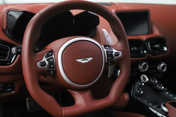 Used 2020 Aston Martin Vantage for sale $153,900 at Bentley Greenwich in Greenwich CT 06830 17