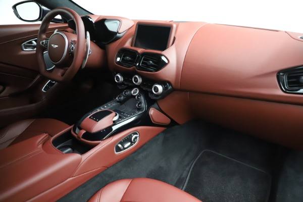 Used 2020 Aston Martin Vantage for sale $153,900 at Bentley Greenwich in Greenwich CT 06830 19