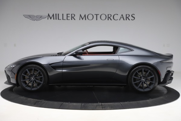 Used 2020 Aston Martin Vantage Coupe for sale $153,900 at Bentley Greenwich in Greenwich CT 06830 2