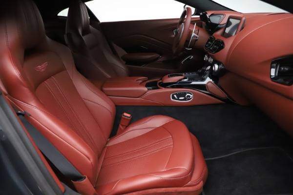 Used 2020 Aston Martin Vantage for sale $153,900 at Bentley Greenwich in Greenwich CT 06830 20