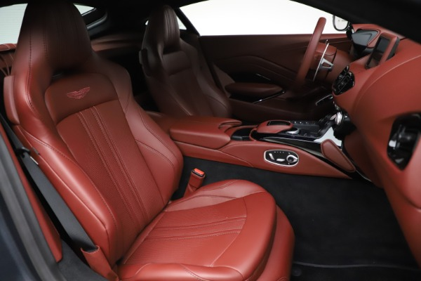 Used 2020 Aston Martin Vantage for sale $153,900 at Bentley Greenwich in Greenwich CT 06830 21