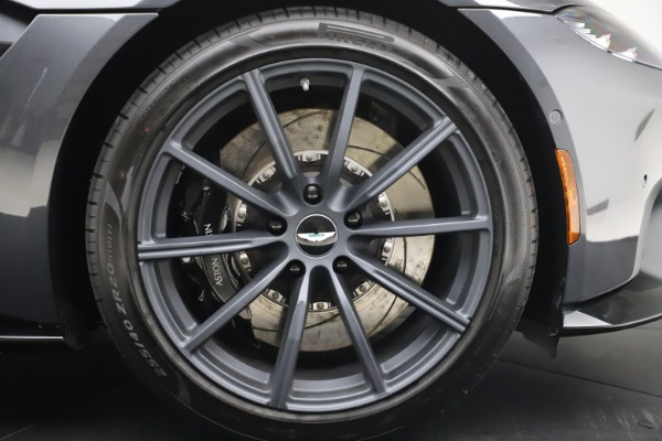 Used 2020 Aston Martin Vantage Coupe for sale $153,900 at Bentley Greenwich in Greenwich CT 06830 23