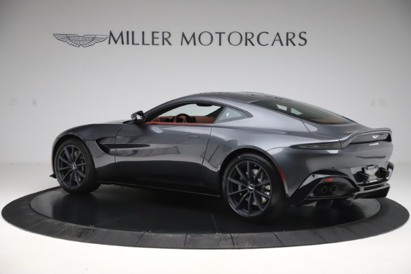 Used 2020 Aston Martin Vantage for sale $153,900 at Bentley Greenwich in Greenwich CT 06830 3