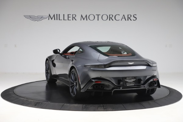 Used 2020 Aston Martin Vantage for sale $153,900 at Bentley Greenwich in Greenwich CT 06830 4