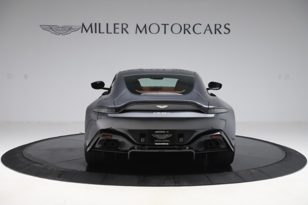 Used 2020 Aston Martin Vantage for sale $153,900 at Bentley Greenwich in Greenwich CT 06830 5