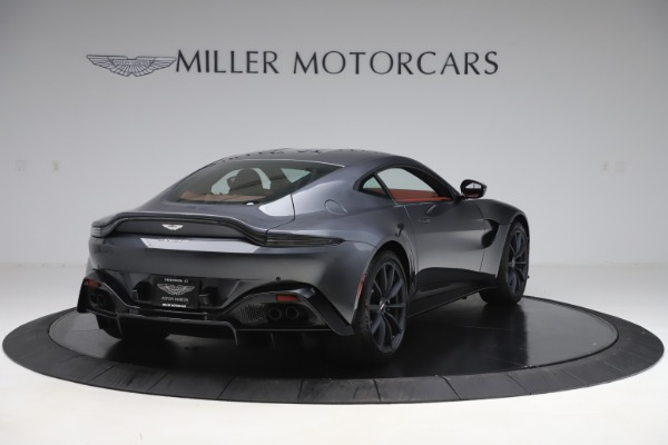 Used 2020 Aston Martin Vantage Coupe for sale $153,900 at Bentley Greenwich in Greenwich CT 06830 6
