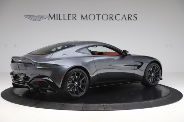 Used 2020 Aston Martin Vantage Coupe for sale $153,900 at Bentley Greenwich in Greenwich CT 06830 7