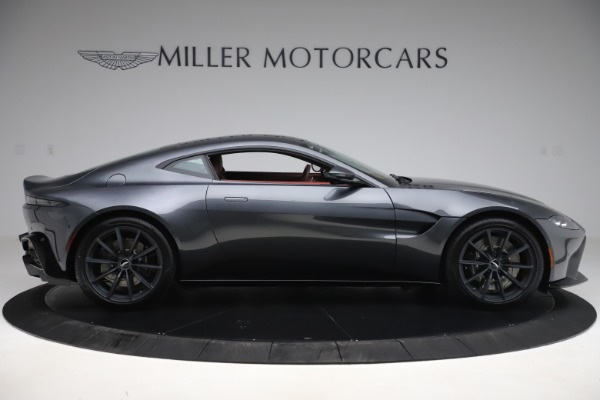 Used 2020 Aston Martin Vantage Coupe for sale $153,900 at Bentley Greenwich in Greenwich CT 06830 8