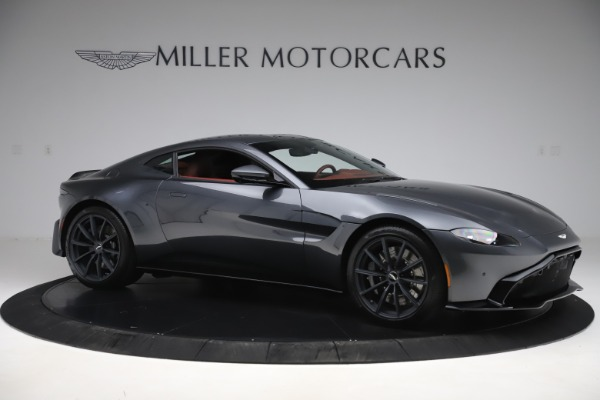 Used 2020 Aston Martin Vantage for sale $153,900 at Bentley Greenwich in Greenwich CT 06830 9