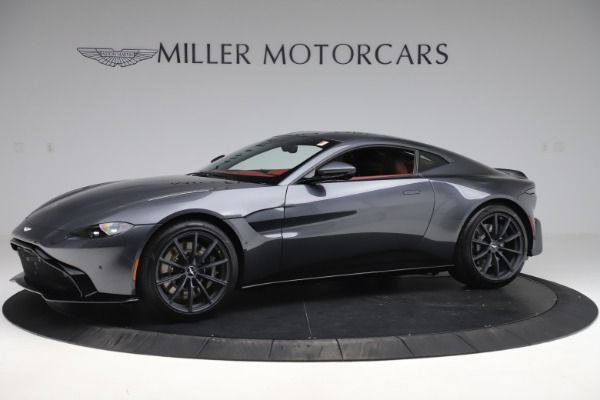 Used 2020 Aston Martin Vantage Coupe for sale $153,900 at Bentley Greenwich in Greenwich CT 06830 1