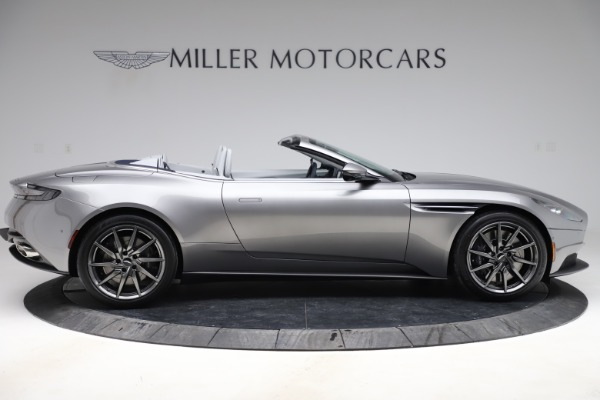 New 2020 Aston Martin DB11 Volante Convertible for sale $271,161 at Bentley Greenwich in Greenwich CT 06830 10
