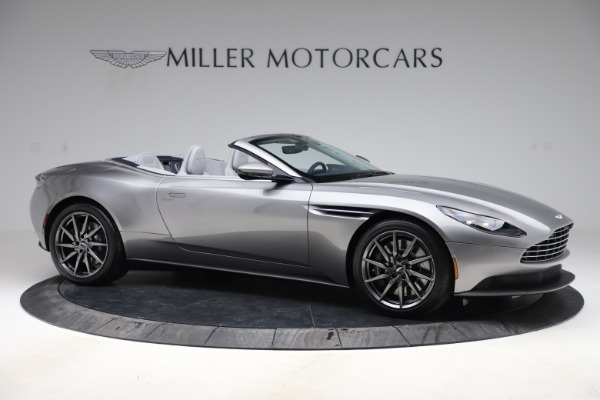 New 2020 Aston Martin DB11 Volante Convertible for sale $271,161 at Bentley Greenwich in Greenwich CT 06830 11