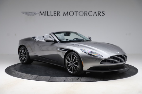 New 2020 Aston Martin DB11 Volante Convertible for sale $271,161 at Bentley Greenwich in Greenwich CT 06830 12