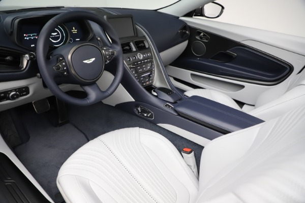 New 2020 Aston Martin DB11 Volante Convertible for sale $271,161 at Bentley Greenwich in Greenwich CT 06830 13