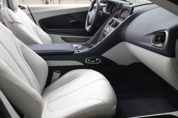 New 2020 Aston Martin DB11 Volante Convertible for sale $271,161 at Bentley Greenwich in Greenwich CT 06830 19