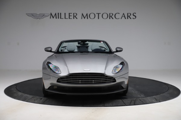 New 2020 Aston Martin DB11 Volante Convertible for sale $271,161 at Bentley Greenwich in Greenwich CT 06830 2
