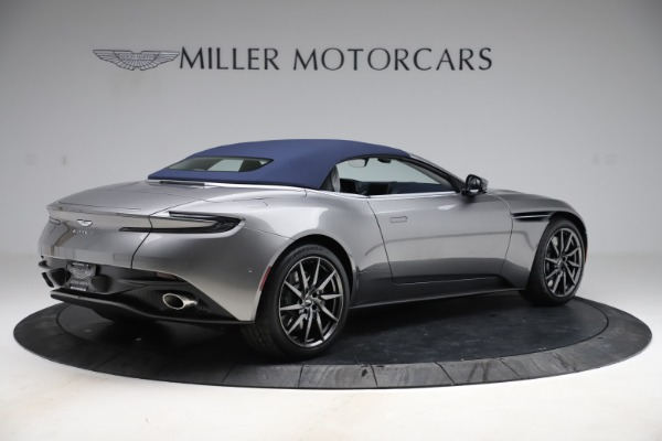 New 2020 Aston Martin DB11 Volante Convertible for sale $271,161 at Bentley Greenwich in Greenwich CT 06830 22