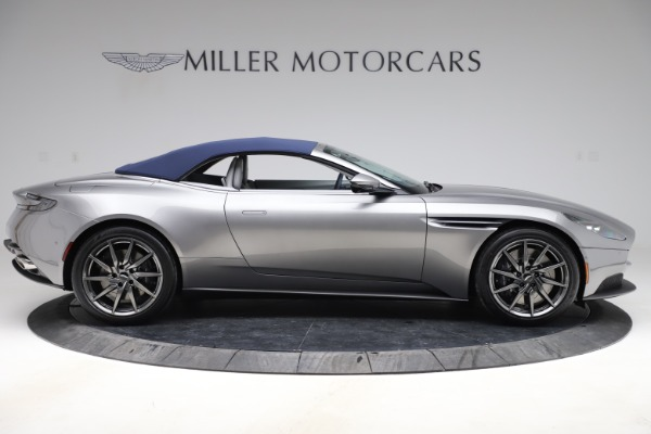 New 2020 Aston Martin DB11 Volante Convertible for sale $271,161 at Bentley Greenwich in Greenwich CT 06830 23