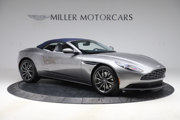 New 2020 Aston Martin DB11 Volante Convertible for sale $271,161 at Bentley Greenwich in Greenwich CT 06830 24