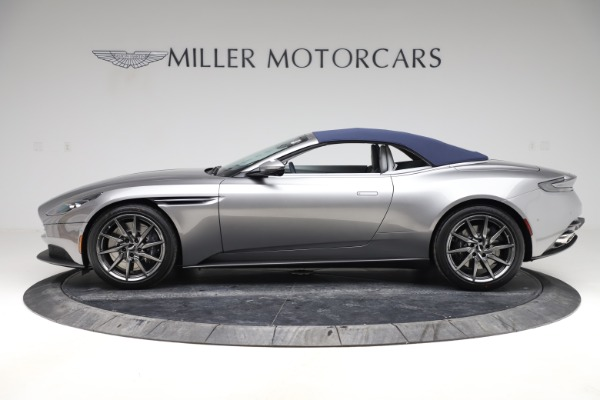 New 2020 Aston Martin DB11 Volante Convertible for sale $271,161 at Bentley Greenwich in Greenwich CT 06830 26