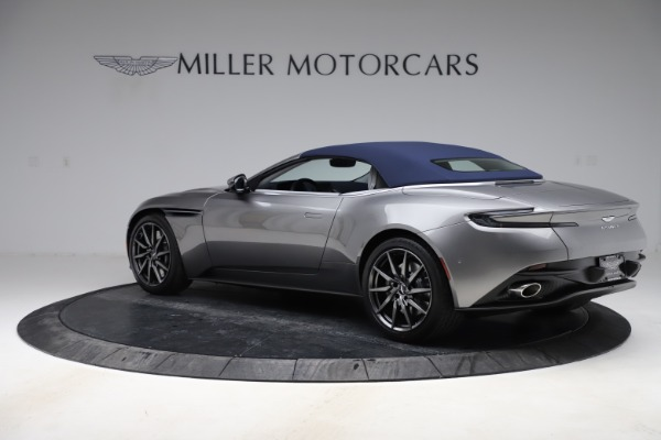 New 2020 Aston Martin DB11 Volante Convertible for sale $271,161 at Bentley Greenwich in Greenwich CT 06830 27