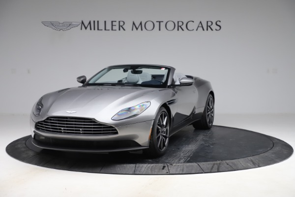 New 2020 Aston Martin DB11 Volante Convertible for sale $271,161 at Bentley Greenwich in Greenwich CT 06830 3