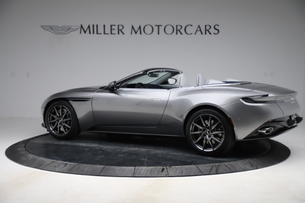 New 2020 Aston Martin DB11 Volante Convertible for sale $271,161 at Bentley Greenwich in Greenwich CT 06830 5