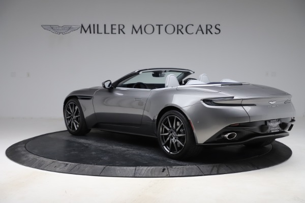 New 2020 Aston Martin DB11 Volante Convertible for sale $271,161 at Bentley Greenwich in Greenwich CT 06830 6