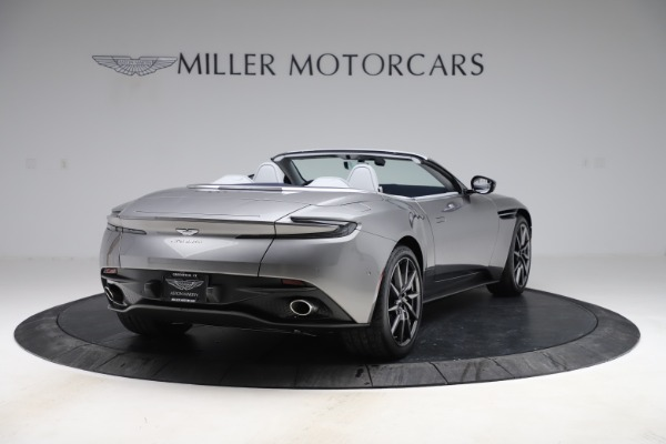New 2020 Aston Martin DB11 Volante Convertible for sale $271,161 at Bentley Greenwich in Greenwich CT 06830 8