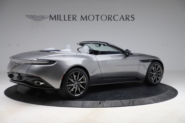 New 2020 Aston Martin DB11 Volante Convertible for sale $271,161 at Bentley Greenwich in Greenwich CT 06830 9