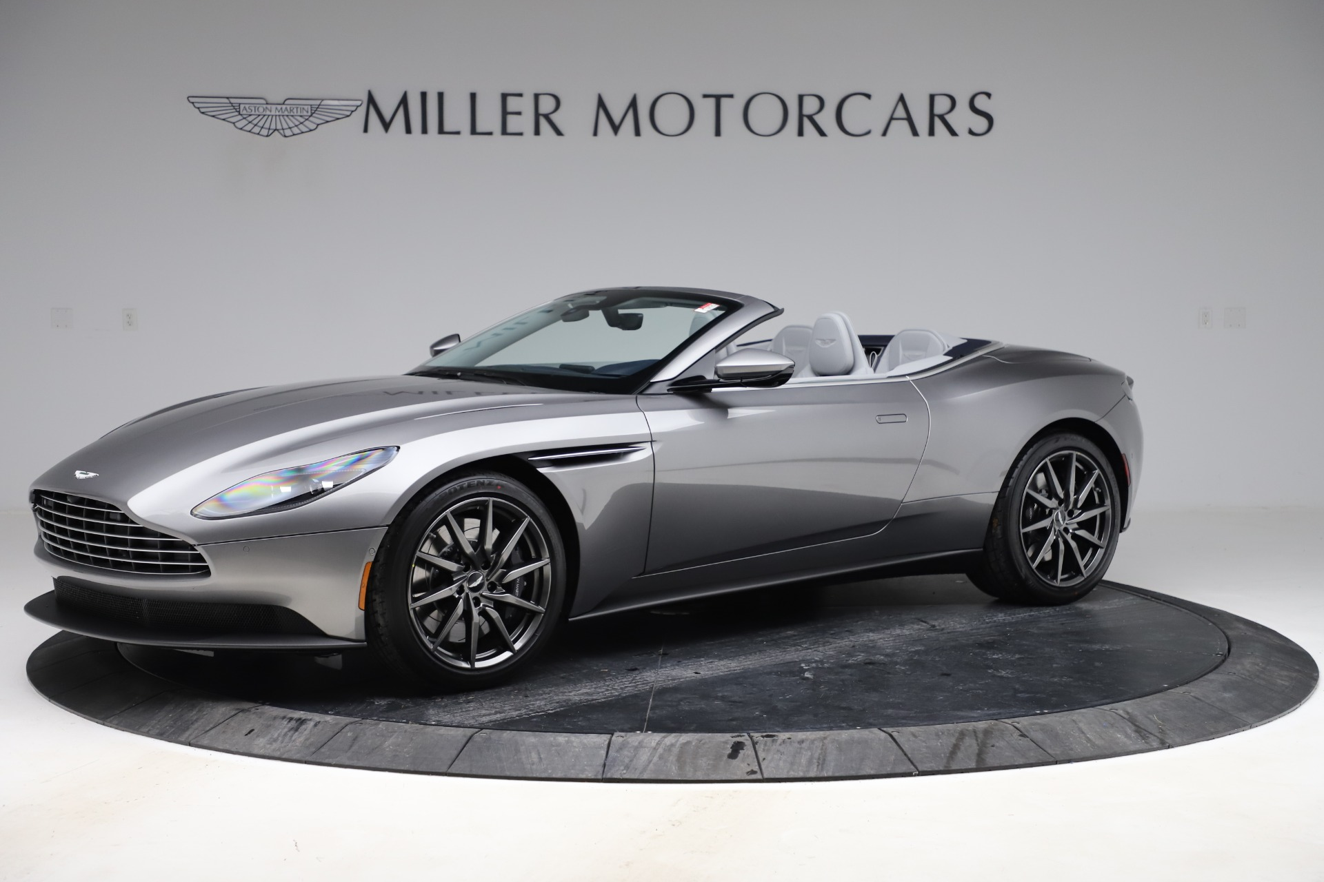 New 2020 Aston Martin DB11 Volante Convertible for sale $271,161 at Bentley Greenwich in Greenwich CT 06830 1