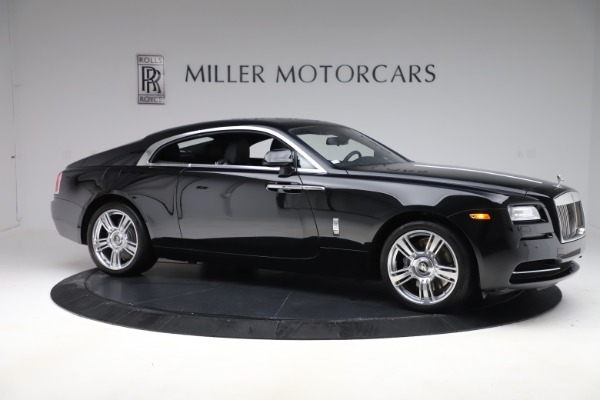 Used 2015 Rolls-Royce Wraith for sale $179,900 at Bentley Greenwich in Greenwich CT 06830 10