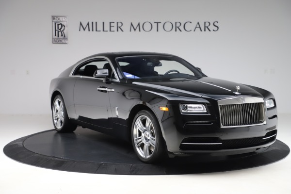 Used 2015 Rolls-Royce Wraith for sale $179,900 at Bentley Greenwich in Greenwich CT 06830 11
